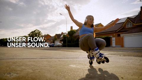 Unser Flow. Unser Sound.