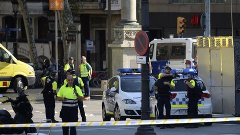 Anschlag Barcelona