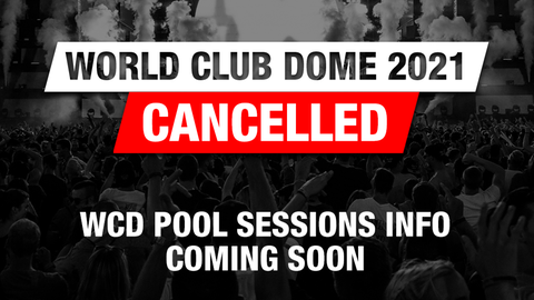 Absage WORLD CLUB DOME