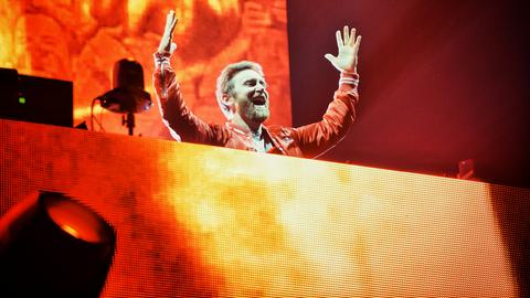 David Guetta Impressions