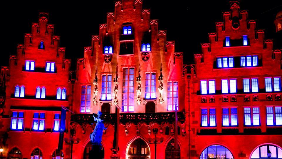 Night of Light Römer