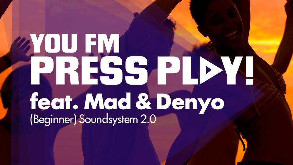 Press Play! Party auf dem Hessentag 2018