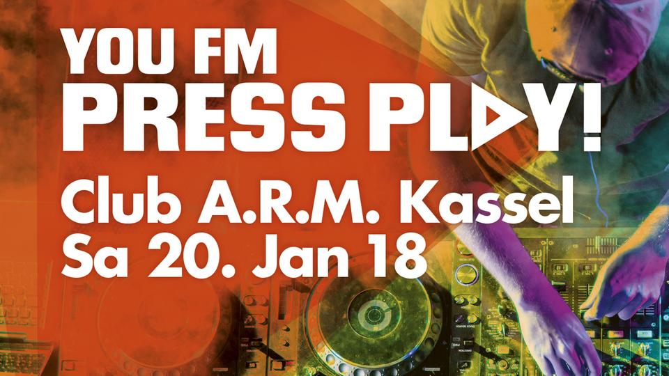 YOU FM Press Play! Kassel