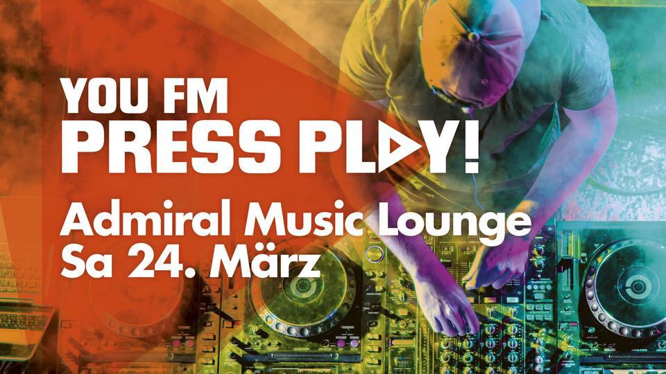 YOU FM Press Play! Gießen