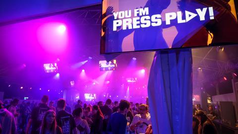 YOU FM Press Play! in Korbach