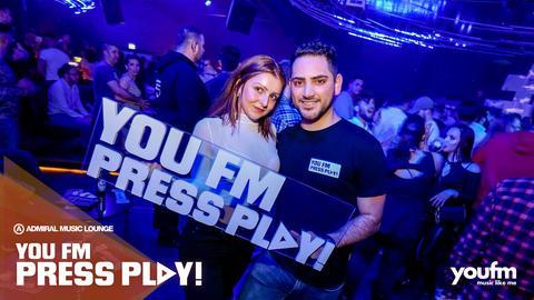 Bildergalerie So Seid Ihr Auf Der Press Play Party Abgegangen
