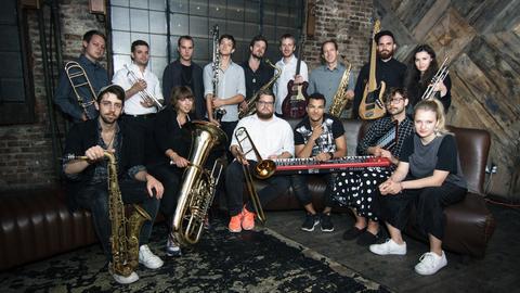 Jazzrausch Bigband JRBB