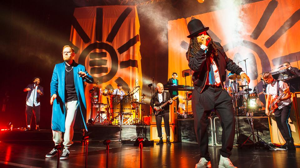 Seeed am 11.10.2019 in Frankfurt