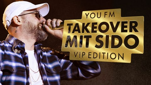 YOU FM Takeover mit Sido VIP Edition