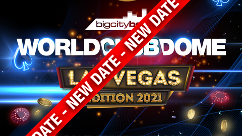 Verlegung BigCityBeats WORLD CLUB DOME