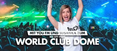 World Club Dome Gewinnspiel 2019