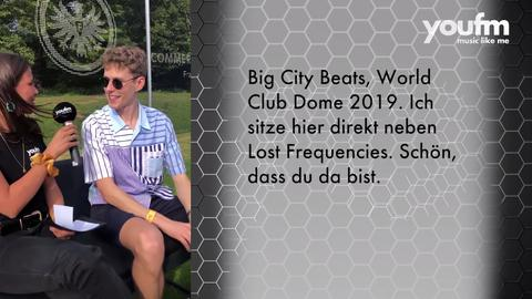World Club Dome Interviews