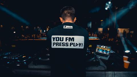 YOU FM Press Play! Live auf dem Hessentag in Rüsselsheim