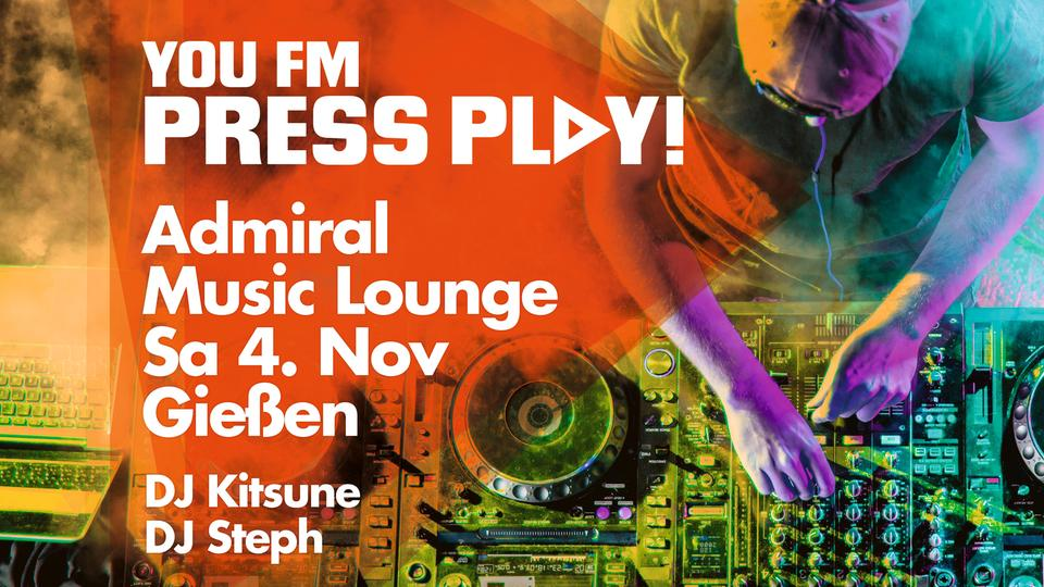 YOU FM Press Play! November