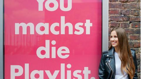 Plakat Playlist Pink