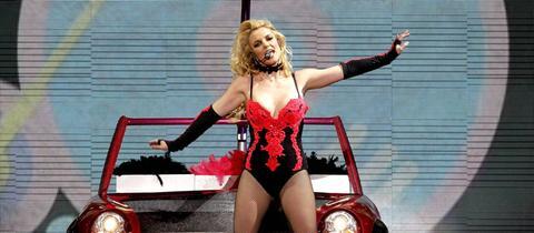 Britney Spears Heute