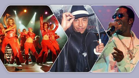 Die Nr. 1 Hits von 19997 - 2003 Aufmacher
