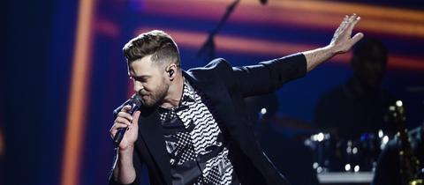 Justin Timberlake Heute