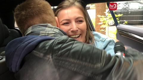Autojagd Gewinnerin Lisa aus Gießen