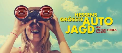 Hessens größte Autojaagd 2019 YOU Aufmacher