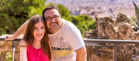 Barrierefrei Reisen Adina & Timo