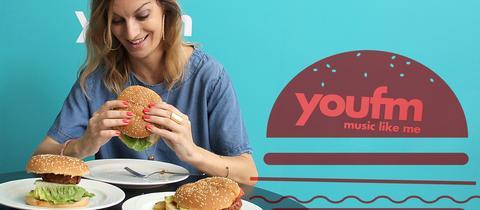 Burger-Typen Freddie
