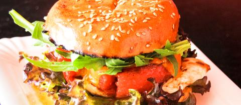Burger Veggie Wonder