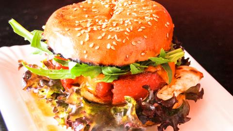 Burger Veggie Wonder