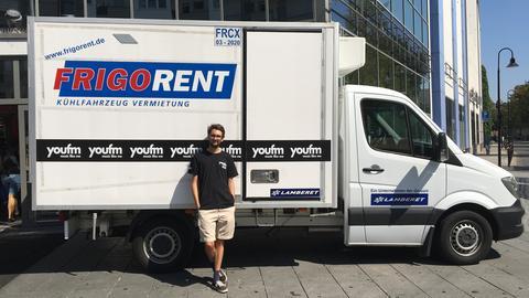 YOU FM Kälte Truck