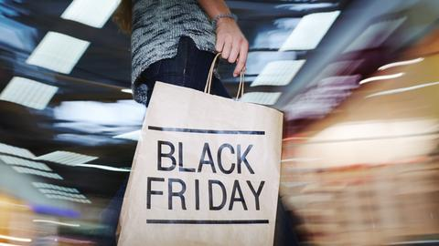 Cyber Week Shopping Black Friday