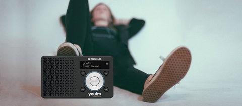 YOU FM DAB+ Radio