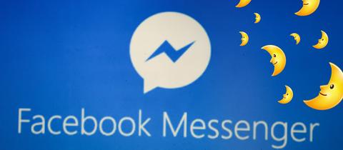 Icon der Facebook Messenger App
