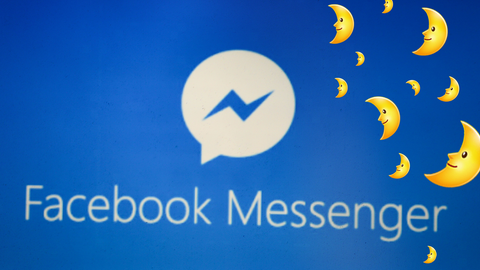 Icon der Facebook Messenger App