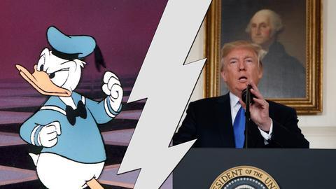Duck oder Trump?