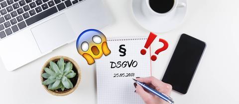 DSGVO Datenschutz Richtlinie