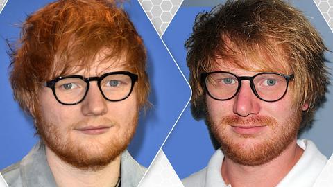 Ed Sheeran oder Double?