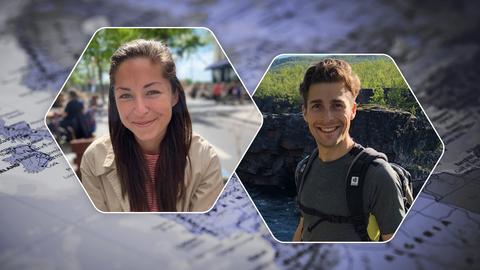 Europawahl Talisa und Maximilian
