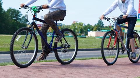 Fahrradstadt Aufmacher
