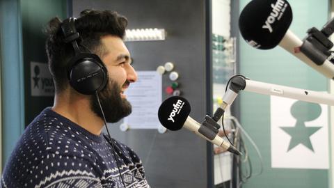 Faisal Interview Studio