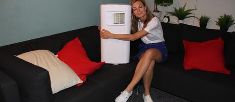 Freddie mit Klimaanlage