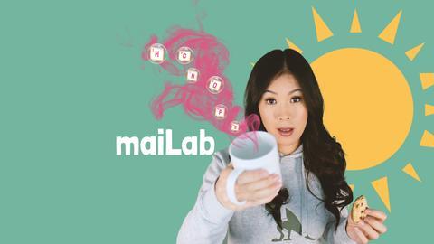 funk, maiLab, Mai Thi Nguyen-Kim, Artwork