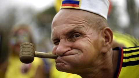 Fußballfan Fan Typologie Rentner