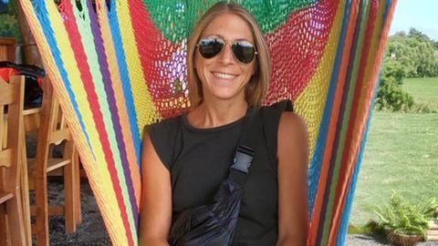 Rebecca sitzt wegen Corona in Panama fest