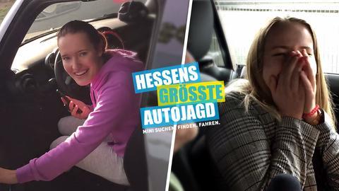 Hessen größte Autojagd Highlight Video