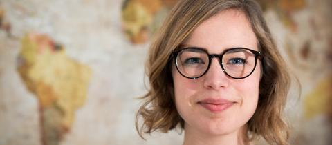 Vanessa Steinbrecher ist Hospizbegleiterin