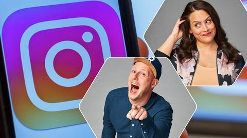 Instagram-Typen Aufmacher