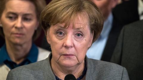 Jamaica Aus Merkel