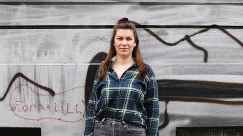 Janina Miketta, Development Manager von Skateistan