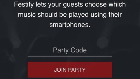 Jukebox-Apps: Festify