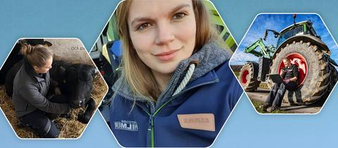 Ann-Christin, Landwirtin und Instagrammerin aus Nordhessen